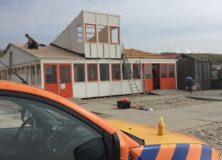 Opbouwen Zuidpost