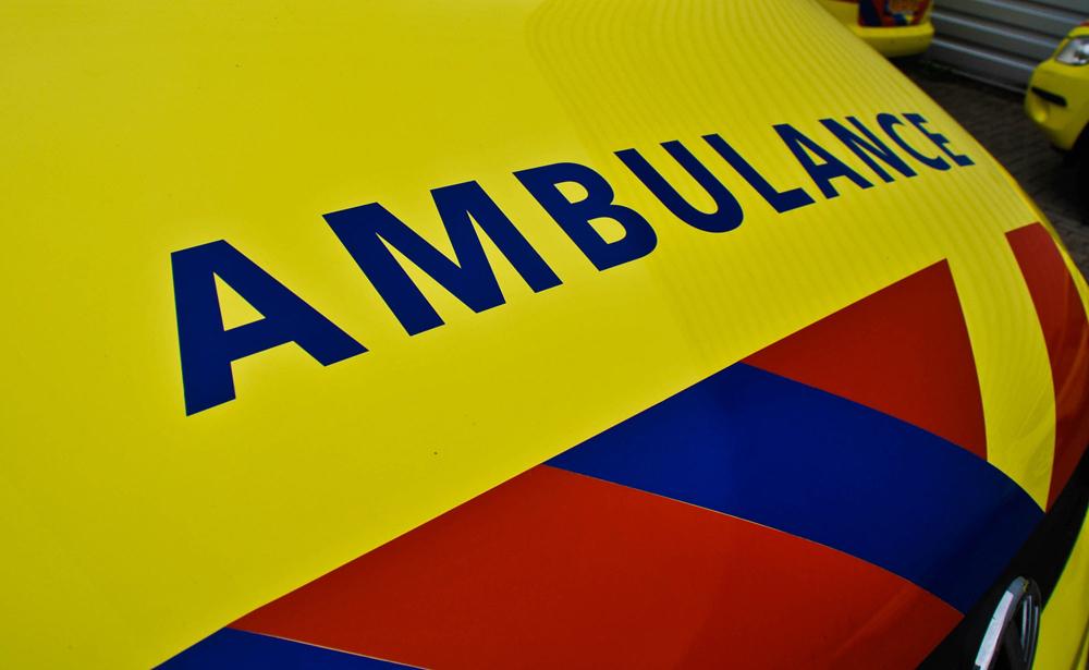 reddingsbrigade-wijk-aan-zee-Ambulance