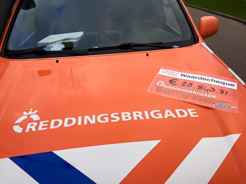 Serious Rescue - Reddingsbrigade Wijk aan Zee